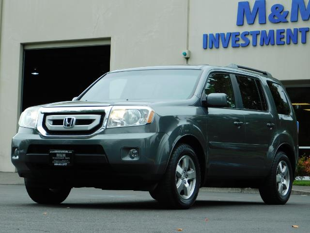 2009 Honda Pilot EX-L ALL WHEEL DRIVE / 3RD SEAT LEATHER / 1-OWNER - Photo 44 - Portland, OR 97217