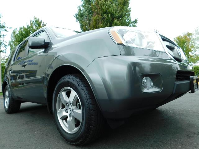2009 Honda Pilot EX-L ALL WHEEL DRIVE / 3RD SEAT LEATHER / 1-OWNER - Photo 10 - Portland, OR 97217