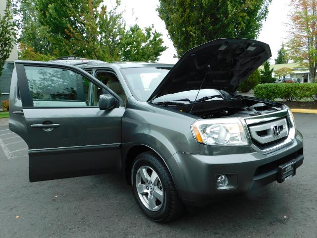 2009 Honda Pilot EX-L ALL WHEEL DRIVE / 3RD SEAT LEATHER / 1-OWNER - Photo 29 - Portland, OR 97217