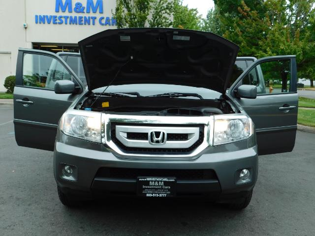2009 Honda Pilot EX-L ALL WHEEL DRIVE / 3RD SEAT LEATHER / 1-OWNER - Photo 30 - Portland, OR 97217