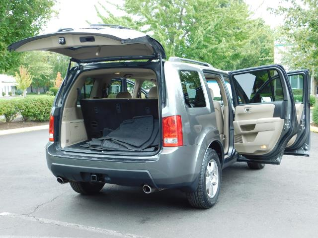 2009 Honda Pilot EX-L ALL WHEEL DRIVE / 3RD SEAT LEATHER / 1-OWNER - Photo 28 - Portland, OR 97217