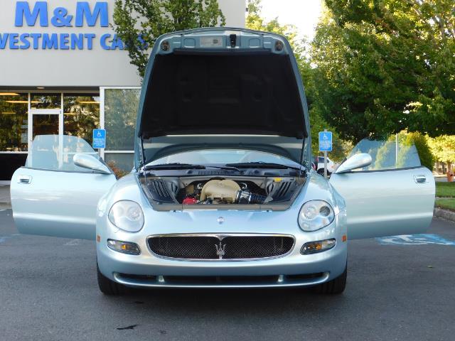 2004 Maserati Coupe Cambiocorsa / 2Dr Coupe / F1 Transmission / Excel - Photo 31 - Portland, OR 97217
