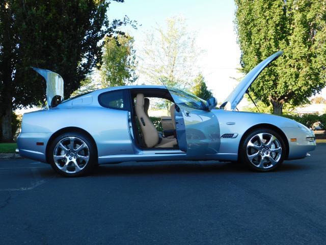 2004 Maserati Coupe Cambiocorsa / 2Dr Coupe / F1 Transmission / Excel - Photo 24 - Portland, OR 97217