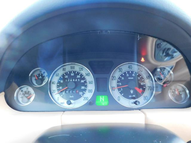 2004 Maserati Coupe Cambiocorsa / 2Dr Coupe / F1 Transmission / Excel - Photo 34 - Portland, OR 97217