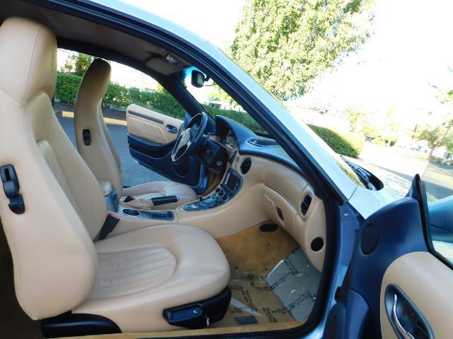 2004 Maserati Coupe Cambiocorsa / 2Dr Coupe / F1 Transmission / Excel - Photo 16 - Portland, OR 97217