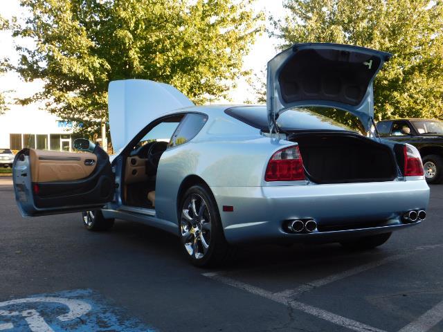 2004 Maserati Coupe Cambiocorsa / 2Dr Coupe / F1 Transmission / Excel - Photo 27 - Portland, OR 97217