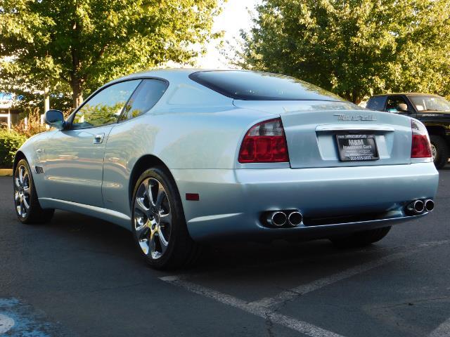 2004 Maserati Coupe Cambiocorsa / 2Dr Coupe / F1 Transmission / Excel - Photo 7 - Portland, OR 97217