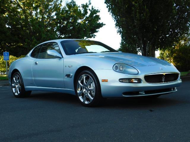 2004 Maserati Coupe Cambiocorsa / 2Dr Coupe / F1 Transmission / Excel - Photo 2 - Portland, OR 97217