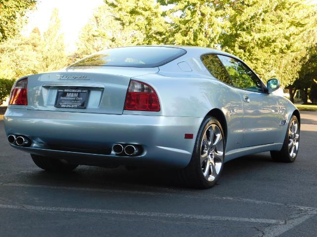 2004 Maserati Coupe Cambiocorsa / 2Dr Coupe / F1 Transmission / Excel - Photo 8 - Portland, OR 97217