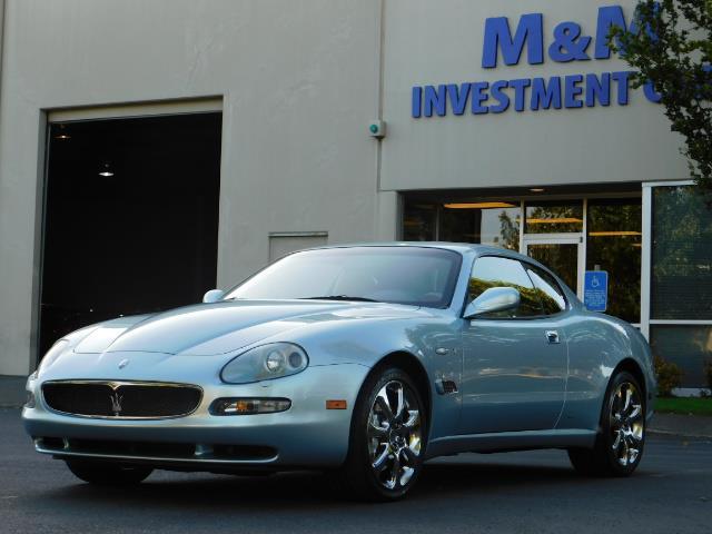 2004 Maserati Coupe Cambiocorsa / 2Dr Coupe / F1 Transmission / Excel - Photo 38 - Portland, OR 97217