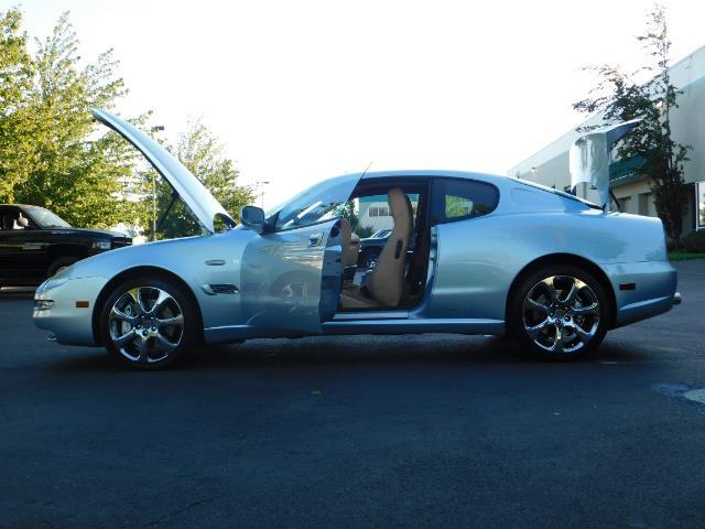 2004 Maserati Coupe Cambiocorsa / 2Dr Coupe / F1 Transmission / Excel - Photo 26 - Portland, OR 97217