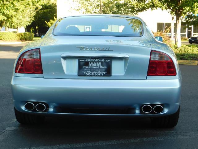 2004 Maserati Coupe Cambiocorsa / 2Dr Coupe / F1 Transmission / Excel - Photo 6 - Portland, OR 97217