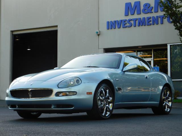 2004 Maserati Coupe Cambiocorsa / 2Dr Coupe / F1 Transmission / Excel - Photo 1 - Portland, OR 97217