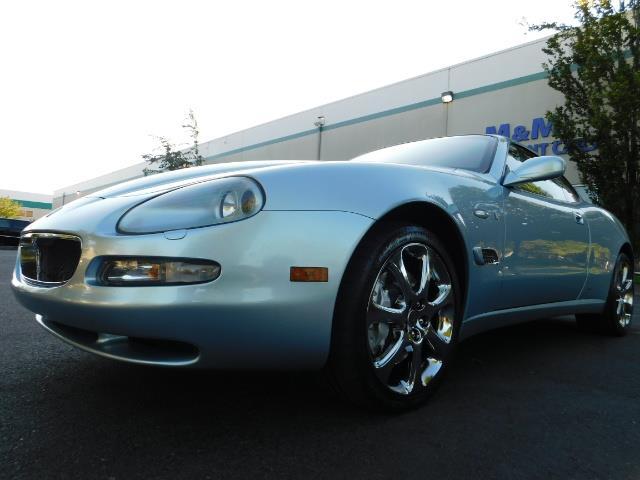 2004 Maserati Coupe Cambiocorsa / 2Dr Coupe / F1 Transmission / Excel - Photo 9 - Portland, OR 97217
