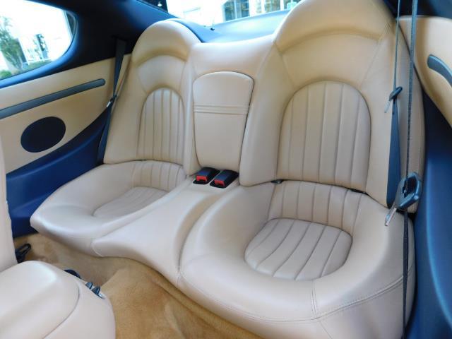 2004 Maserati Coupe Cambiocorsa / 2Dr Coupe / F1 Transmission / Excel - Photo 15 - Portland, OR 97217