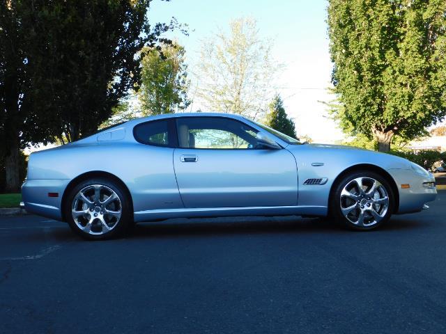 2004 Maserati Coupe Cambiocorsa / 2Dr Coupe / F1 Transmission / Excel - Photo 4 - Portland, OR 97217