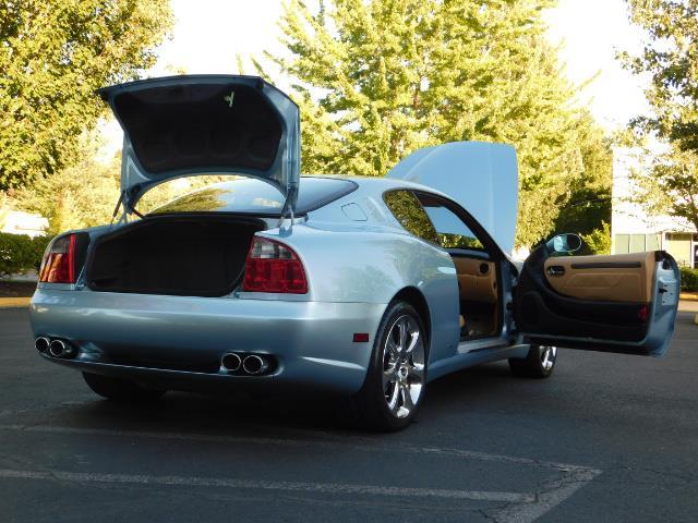 2004 Maserati Coupe Cambiocorsa / 2Dr Coupe / F1 Transmission / Excel - Photo 29 - Portland, OR 97217