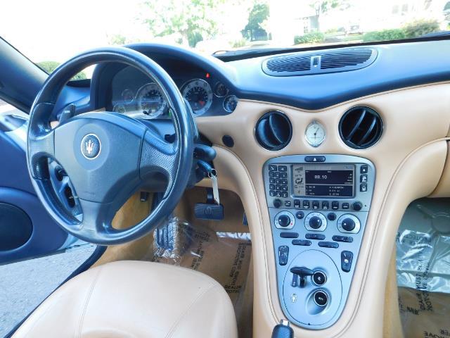 2004 Maserati Coupe Cambiocorsa / 2Dr Coupe / F1 Transmission / Excel - Photo 17 - Portland, OR 97217