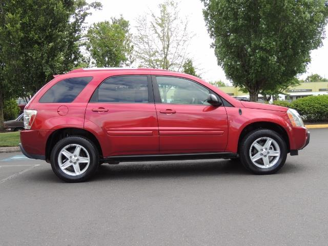 2005 Chevrolet Equinox LT / AWD / Leather / Sunroof / Heated Seats - Photo 4 - Portland, OR 97217