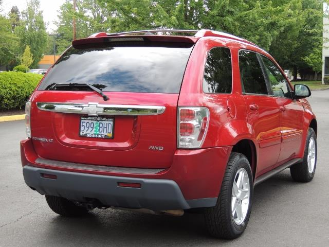 2005 Chevrolet Equinox LT / AWD / Leather / Sunroof / Heated Seats - Photo 8 - Portland, OR 97217
