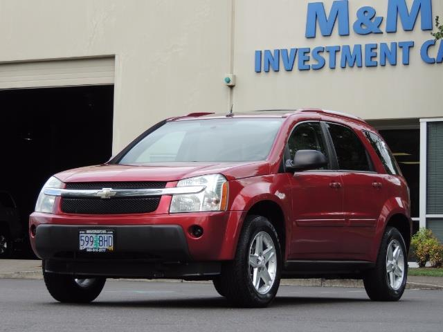 2005 chevrolet equinox lt awd leather sunroof heated seats. Black Bedroom Furniture Sets. Home Design Ideas