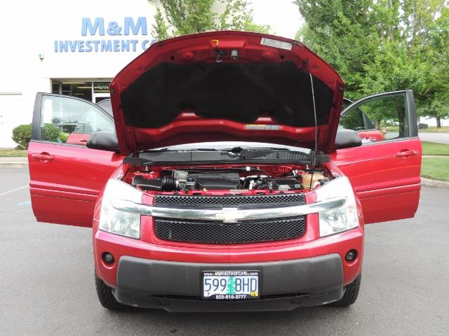 2005 Chevrolet Equinox LT / AWD / Leather / Sunroof / Heated Seats - Photo 32 - Portland, OR 97217