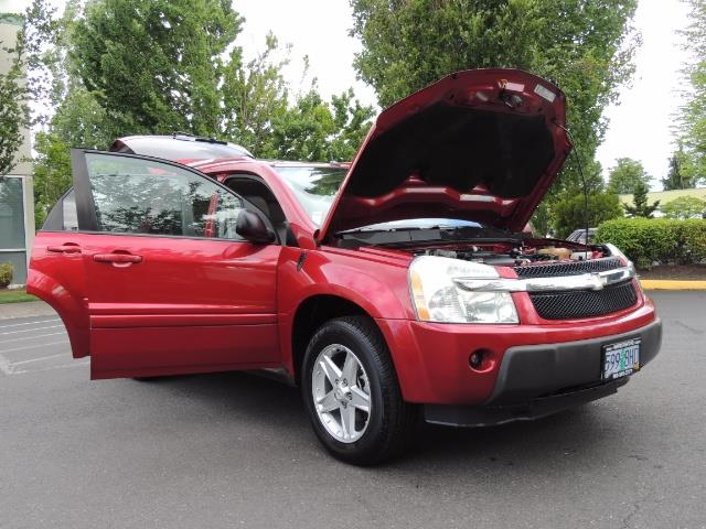 2005 Chevrolet Equinox LT / AWD / Leather / Sunroof / Heated Seats - Photo 31 - Portland, OR 97217