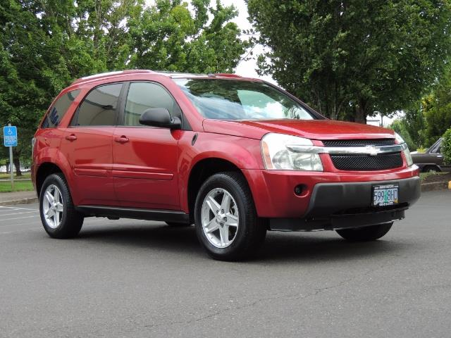 2005 Chevrolet Equinox LT / AWD / Leather / Sunroof / Heated Seats - Photo 2 - Portland, OR 97217