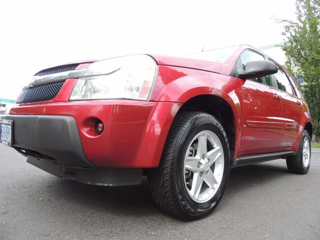 2005 Chevrolet Equinox LT / AWD / Leather / Sunroof / Heated Seats - Photo 9 - Portland, OR 97217
