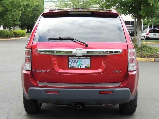 2005 Chevrolet Equinox LT / AWD / Leather / Sunroof / Heated Seats - Photo 6 - Portland, OR 97217