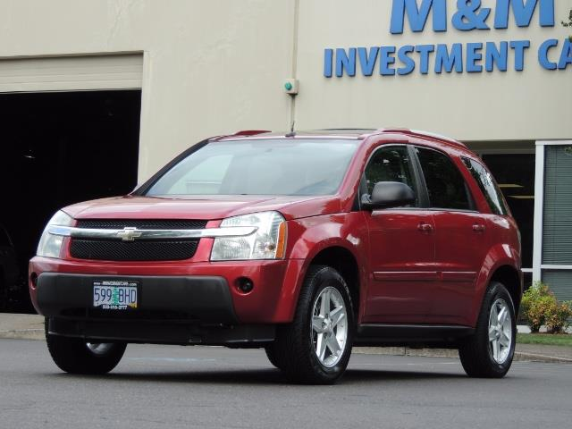 2005 Chevrolet Equinox LT / AWD / Leather / Sunroof / Heated Seats - Photo 44 - Portland, OR 97217