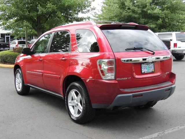 2005 Chevrolet Equinox LT / AWD / Leather / Sunroof / Heated Seats - Photo 7 - Portland, OR 97217