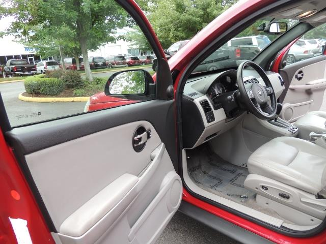 2005 Chevrolet Equinox LT / AWD / Leather / Sunroof / Heated Seats - Photo 13 - Portland, OR 97217