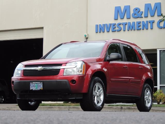 2005 Chevrolet Equinox LT / AWD / Leather / Sunroof / Heated Seats - Photo 34 - Portland, OR 97217
