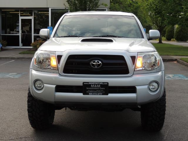 2008 Toyota Tacoma V6 Double Cab / 4X4 / LONGBED / TRD SPORT / LIFTED - Photo 5 - Portland, OR 97217