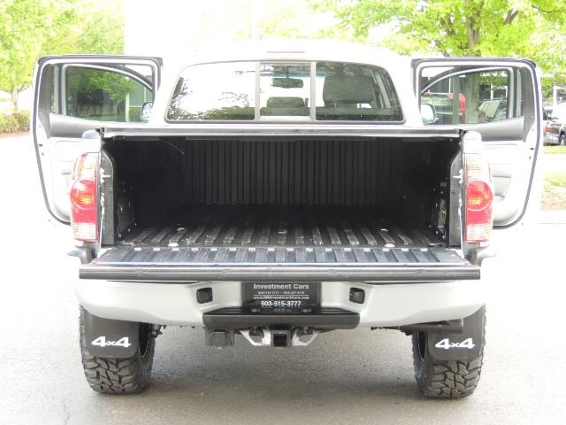 2008 Toyota Tacoma V6 Double Cab / 4X4 / LONGBED / TRD SPORT / LIFTED - Photo 33 - Portland, OR 97217