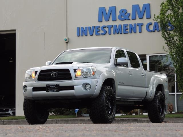 2008 Toyota Tacoma V6 Double Cab / 4X4 / LONGBED / TRD SPORT / LIFTED - Photo 41 - Portland, OR 97217