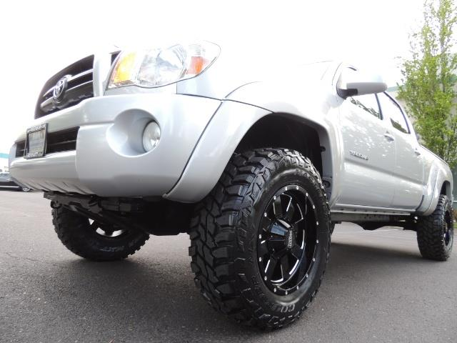 2008 Toyota Tacoma V6 Double Cab / 4X4 / LONGBED / TRD SPORT / LIFTED - Photo 9 - Portland, OR 97217