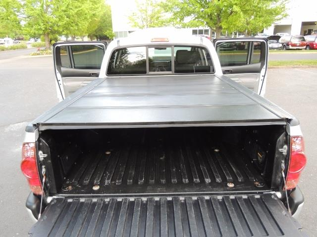 2008 Toyota Tacoma V6 Double Cab / 4X4 / LONGBED / TRD SPORT / LIFTED - Photo 34 - Portland, OR 97217