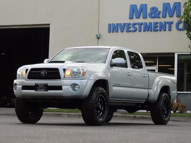 2008 Toyota Tacoma V6 Double Cab / 4X4 / LONGBED / TRD SPORT / LIFTED - Photo 1 - Portland, OR 97217