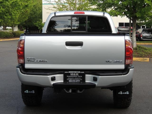 2008 Toyota Tacoma V6 Double Cab / 4X4 / LONGBED / TRD SPORT / LIFTED - Photo 6 - Portland, OR 97217