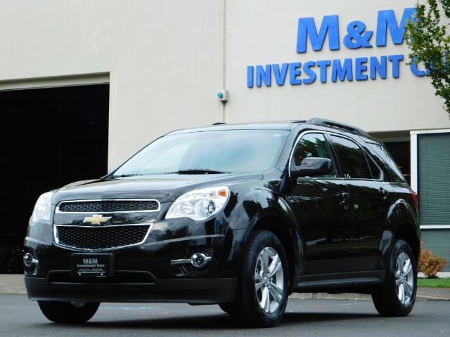 2015 Chevrolet Equinox LT / Sport Utility / AWD / Sunroof / 1-OWNER - Photo 46 - Portland, OR 97217