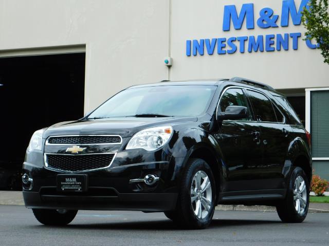 2015 Chevrolet Equinox LT / Sport Utility / AWD / Sunroof / 1-OWNER - Photo 45 - Portland, OR 97217