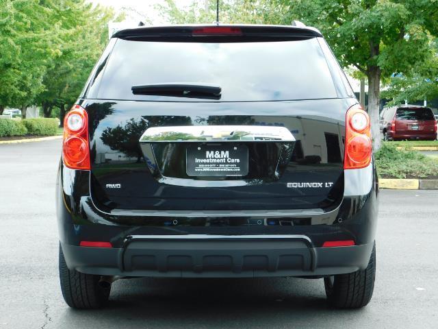 2015 Chevrolet Equinox LT / Sport Utility / AWD / Sunroof / 1-OWNER - Photo 6 - Portland, OR 97217