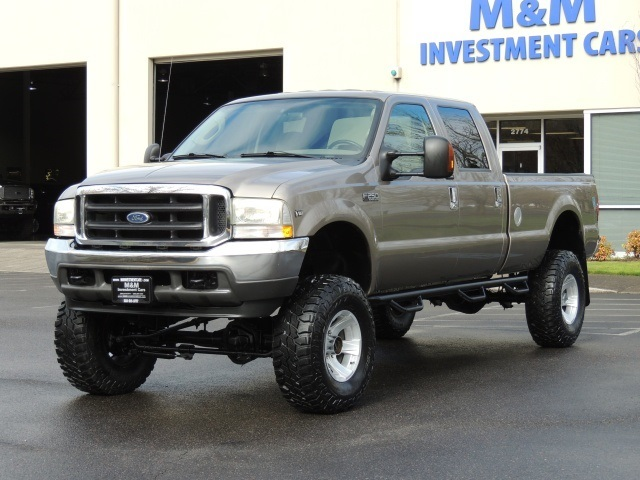 2004 Ford Super Duty Lifted