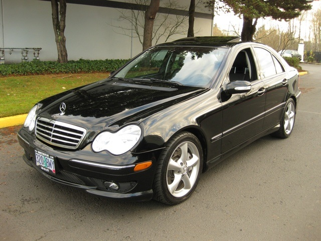 2006 mercedes benz c230 sport pkg for Mercedes benz c230 sport