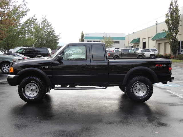 2002 ford ranger xlt fx4 4dr supercab 4x4 5 speed lifted. Black Bedroom Furniture Sets. Home Design Ideas