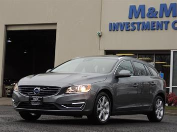 2017 Volvo V60 T5 Premier / Navigation / Back up Camera / Leather Wagon