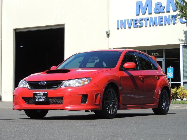 2012 Subaru Impreza WRX AWD 5Spd Manual Turbo ** 49K Miles - Photo 1 - Portland, OR 97217