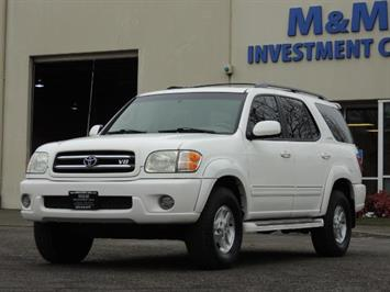 2002 Toyota Sequoia Limited 4WD / 3RD Seats / Timing Belt Replaced SUV